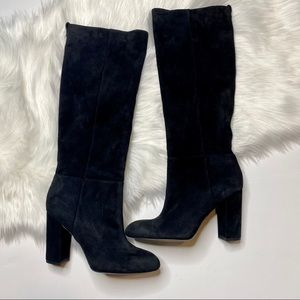⚡️HP⚡️Sam Edelman | Caprice Suede Knee-High Boots